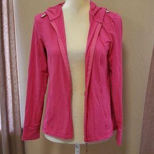 Danskin Now hooded jacket size medium